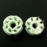 Zócalo octal de cerámica para PCB