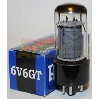6V6GT Mullard Matched