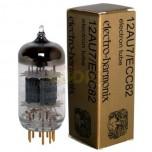 12AU7 / ECC82 Electro Harmonix GOLD