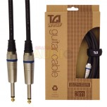Cable de guitarra TGI Ultracore 3 metros