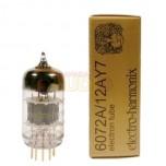 12AY7 / 6072A Electro Harmonix Gold
