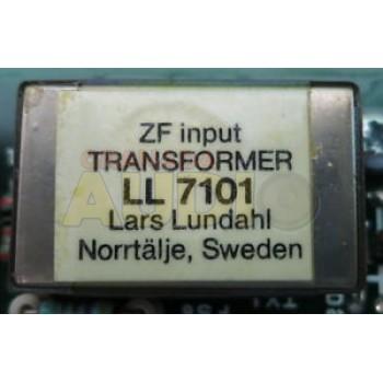 Lundahl LL7101 , Entrada de Línea cero campo