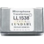 Lundahl LL1538 , 200 Ohm : entrada 5 k micrófono