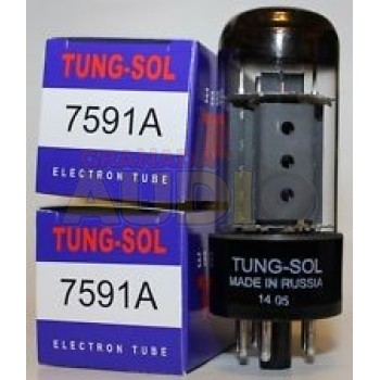 7591A Tung Sol Matched