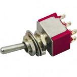 Interruptor mini DPDT
