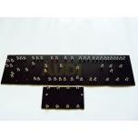 Placas de torretas para montaje de kit Fender Bassman 5F6A