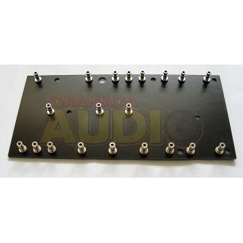 Placa de torretas para montaje de kit Fender Champ 5F1