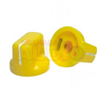 Mando amarillo 19mm